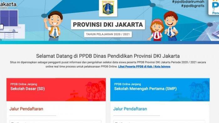 Mau Daftar Sekolah, Berikut Jadwal Lengkap PPDB di DKI Jakarta Tahun Ajaran Baru 2021/2022