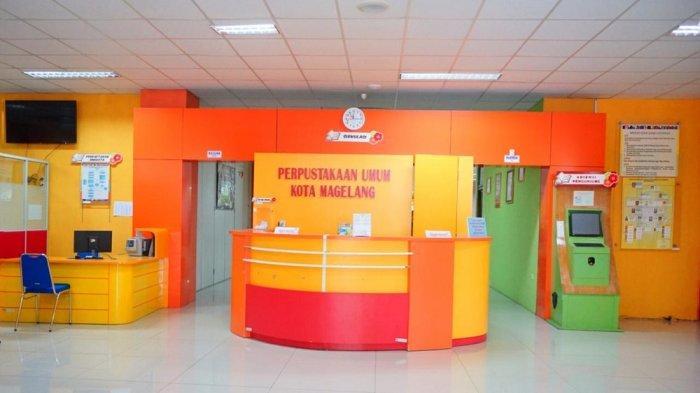 PPKM, Layanan Perpustakaan Kota Magelang Ditutup