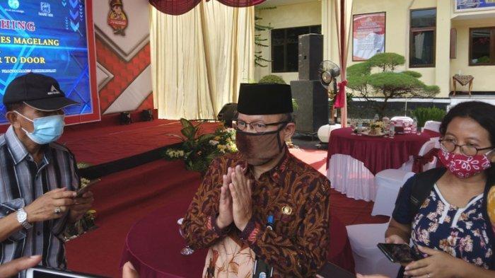 PPKM Mikro Kabupaten Magelang, Sekda Sebut Tiap Desa Sudah Membuat Posko
