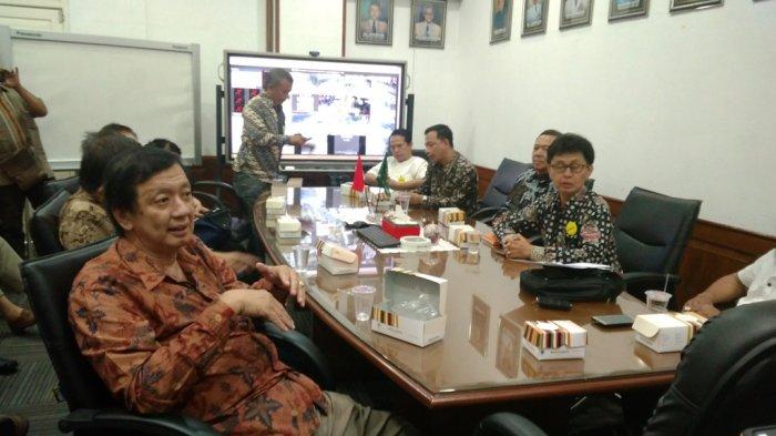 PPMAY Bahas Masalah PKL dengan Wali Kota Yogyakarta