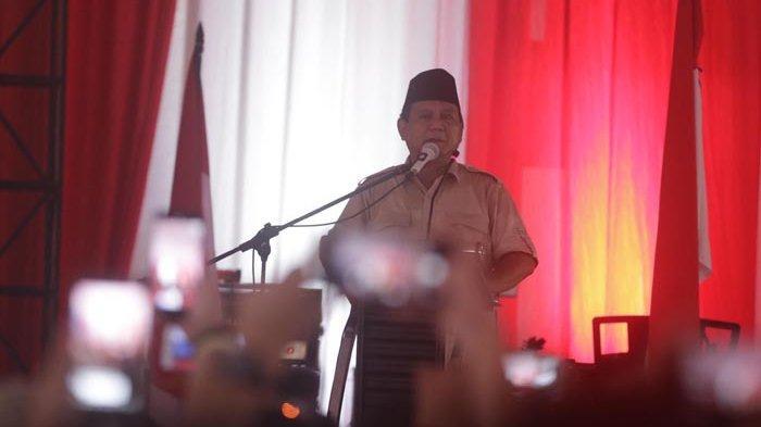 4 April Sandiaga Uno Kampanye Terbuka di Wonosari dan 8 April Prabowo Kampanye Terbuka di Kridosono