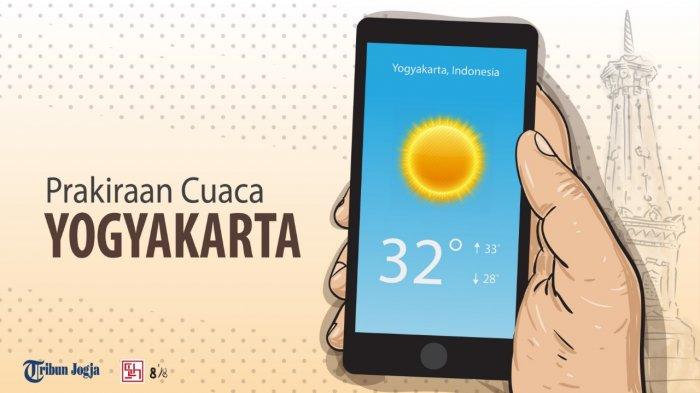 Info Prakiraan Cuaca BMKG Yogyakarta Hari Ini, Sabtu 27 Maret 2021