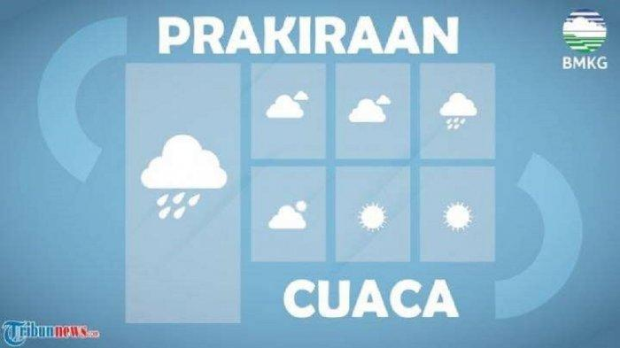 Prakiraan Cuaca BMKG Besok Sabtu 6 Maret 2021, BMKG: DKI Jakarta Waspada Potensi Hujan Lebat
