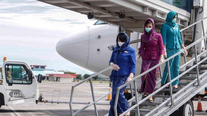Sebanyak 1.099 Karyawan Garuda Ajukan Pensiun Dini