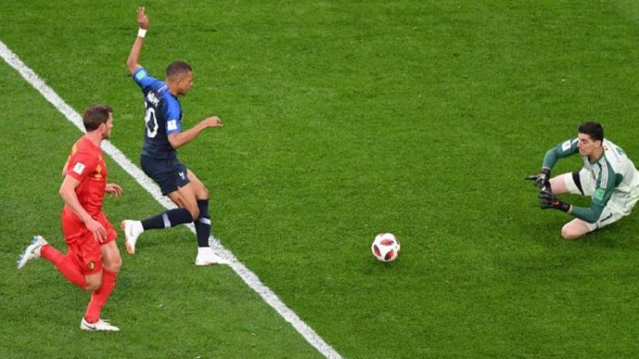 Pertandingan Perancis vs Belgia Hadirkan 5 Fakta Menarik