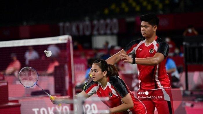 Hasil Piala Sudirman 2021: Tim Indonesia Kalahkan NBFR di Laga Perdana Grup C