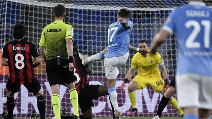 Prediksi Skor AC Milan vs Lazio - Link Live Streaming BeIN SPORTS 2 Liga Italia