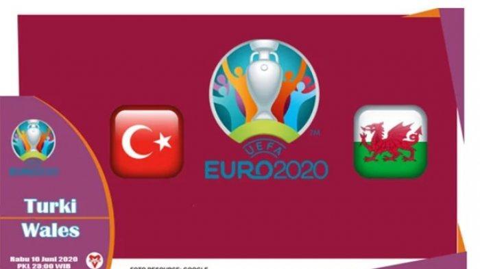 PREDIKSI Turki vs Wales - Tekad Penggawa AC Milan dan Semangat The Dragons Berebut Kemenangan