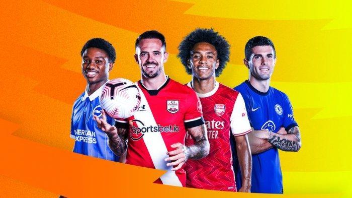 Premier League Rilis Daftar Resmi Pemain Arsenal, Chelsea, MU, Liverpool, Man City