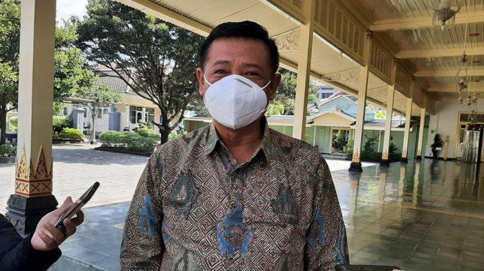 Presentase BOR RS Rujukan COVID-19 DIY Mengkhawatirkan, Sekda DIY Soroti Dua Kabupaten