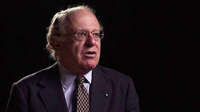Presiden AC Milan Paolo Scaroni