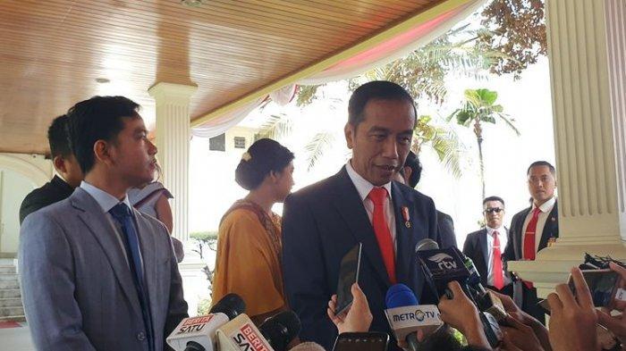Jokowi Akan Umumkan Nama Menteri Kabinet Jilid II Senin Pagi, Sebelum Ma'rif Amin Bertolak ke Jepang