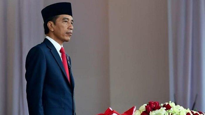 Beralasan Hormati Proses di MK, Presiden Jokowi Pastikan Tak Akan Terbitkan Perppu KPK