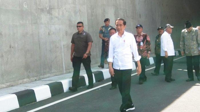 Presiden Jokowi: Bandara YIA dan Underpass Merupakan Bagian Rencana Masa Depan Pulau Jawa