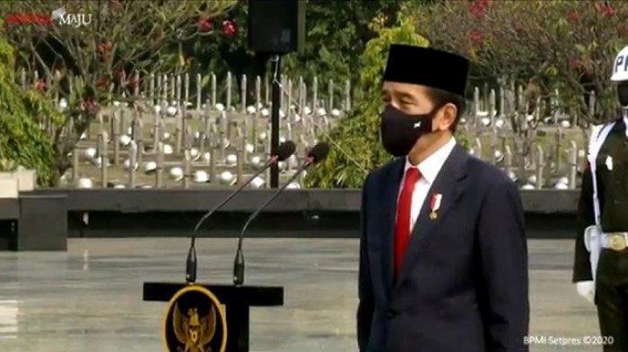Minta Jajarannya Kerja Keras, Presiden Jokowi Ingin Target Pertumbuhan Ekonomi 5 Persen Tercapai