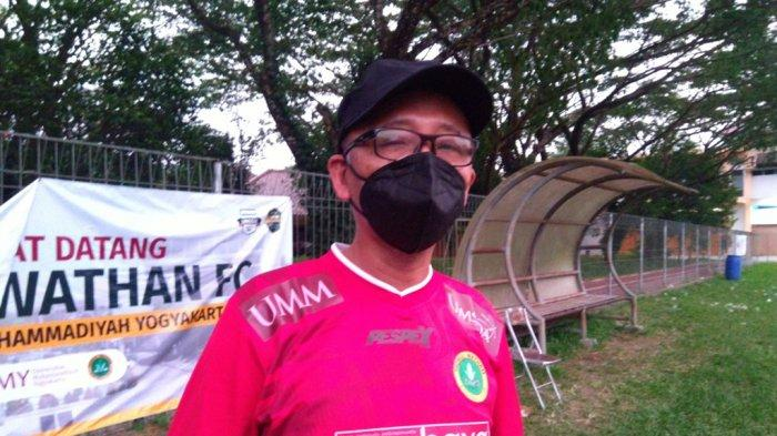 Presiden Klub HW FC Beberkan Alasan Tak Uji Coba dengan PSIM Yogyakarta