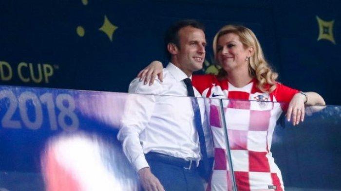 Presiden Kroasia yang Curi Perhatian Warganet, Berapa Usia dan Siapakah Suaminya?