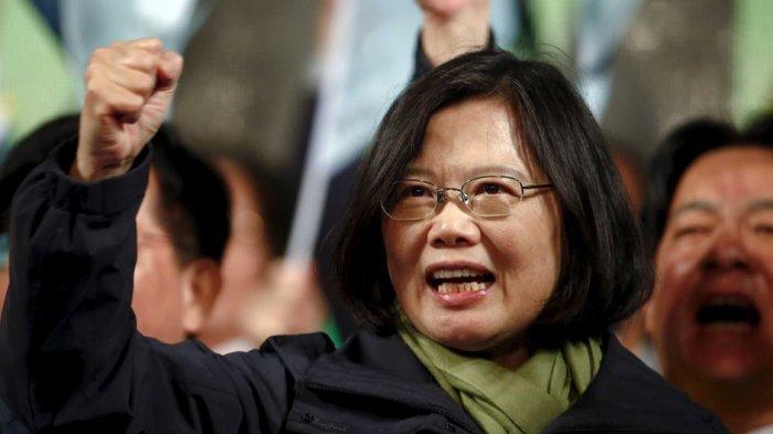 Presiden Taiwan Tsai Ing-wen