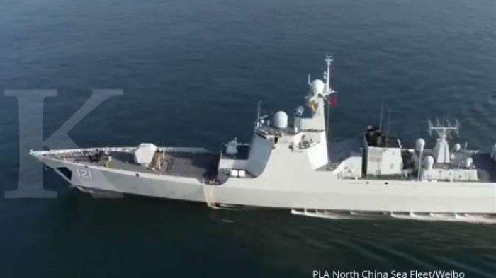 Presiden Xi Jinping Tugaskan Tiga Kapal Perang Kawal Laut China Selatan, Salah Satunya Kapal Selam