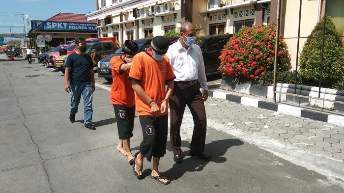 Pelaku Pengganjal Mesin ATM di Ngawen Klaten Diringkus Polisi