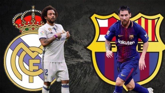 Siaran Langsung Liga Spanyol: Real Madrid dan Barcelona Bertemu Lagi Dini Hari Nanti