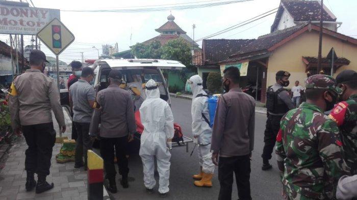 Diduga Sakit, Pria di Kulon Progo Ditemukan Tewas di sebuah Kamar Indekos