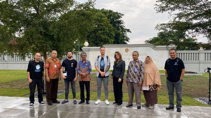 Prihatin Konsumsi Daging Anjing di Yogyakarta, Anggota Parlemen Eropa Bertemu Pemprov DIY