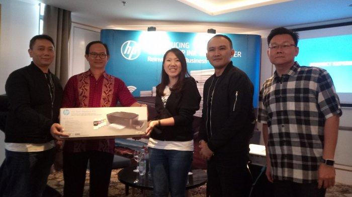HP Luncurkan Printer HP Wireless, Bisa Cetak Dimanapun Berada