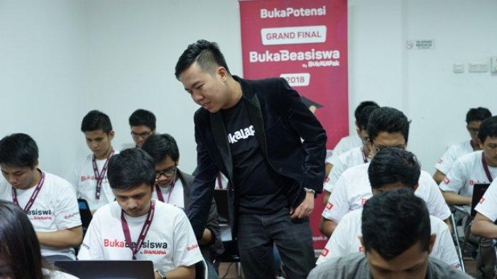 Program BukaBeasiswa Jaring Talenta Muda Ahli TI Indonesia