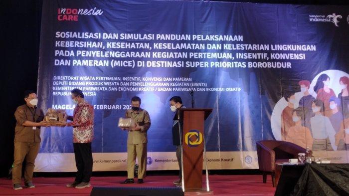 BOB Siapkan Aksesibilitas di Tiga Destinasi Pariwisata Nasional Super Prioritas Borobudur