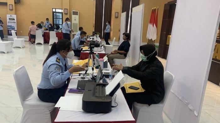 Kantor Imigrasi Yogyakarta Mudahkan Anggota dan Keluarga Polda DIY Buat Paspor lewat Eazy Passport