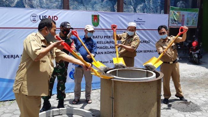Program Pembangunan Jamban Layak Keluarga Desa Pucungrejo, Kabupaten Magelang, Jawa Tengah