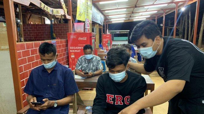 Dosen dan Mahasiswa Universitas Amikom Lakukan Pendampingan Literasi Media di Bantul