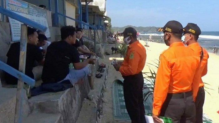 Prokes Masih Dilanggar, SAR Gunungkidul Rutin Lakukan Operasi Selama Libur Lebaran