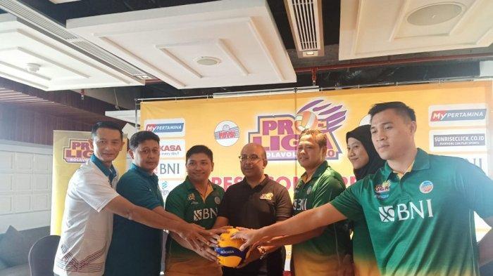 Proliga 2020 : Satu Tiket Final Four Diperebutkan di Yogyakarta
