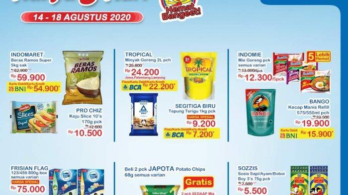 Katalog Promo Indomaret Periode 14 18 Agustus 2020 Tribun Jogja