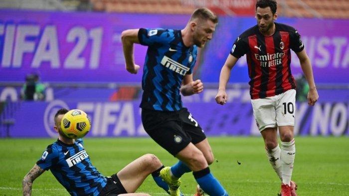 Proses Transfer dari AC Milan ke Inter Milan Sangat Cepat, Begini Kata Calhanoglu