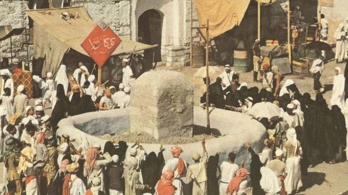 Begini Ibadah Haji Zaman Dulu, Sederhana dan Tak Berdesakan