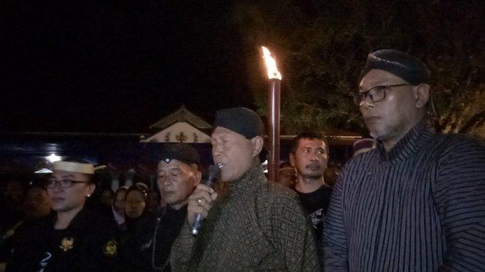 Topo Mbisu Mubeng Beteng, Simbolisasi Harapan Rakyat Untuk Pemilu Damai