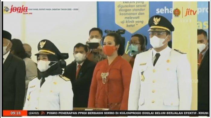 BREAKING NEWS: Hari Ini, 3 Kepala Daerah DI Yogyakarta Dilantik Secara Tatap Muka di Kepatihan