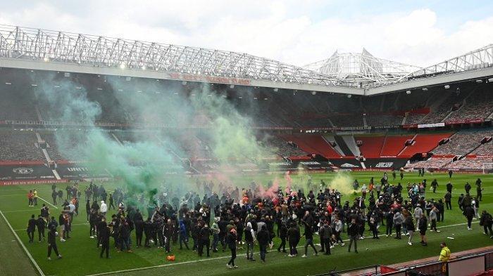 Protes Fans Manchester United, Tim Pelatih MU Sempat Tak Bisa Keluar Hotel
