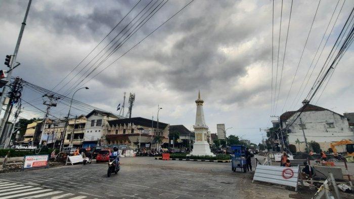 Pemkot Yogya Siapkan Rekayasa Lalu Lintas Simpang Tugu