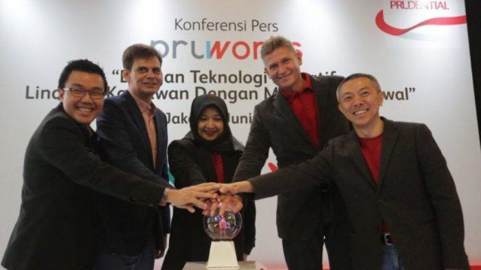 Prudential Dukung UMKM dengan Luncurkan PRUWorks