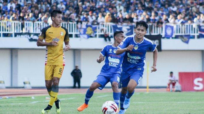BREAKING NEWS : PSIM Yogyakarta Sementara Tertinggal 1-0 dari PSBS Biak