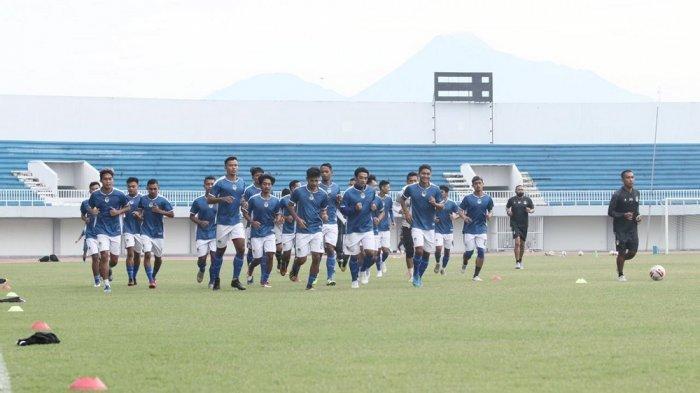 PSIM Yogyakarta Gelar Latihan Perdana di Stadion Mandala Krida