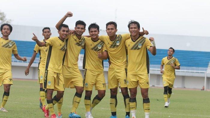 PSIM Yogyakarta Kembali Petik Kemenangan di Laga Uji Coba Lawan Tim PON Jateng