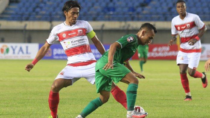 Irfan Jaya Bicara Soal Kekalahan PSS Sleman VS Madura United di Penyisihan Grup C Piala Menpora 2021