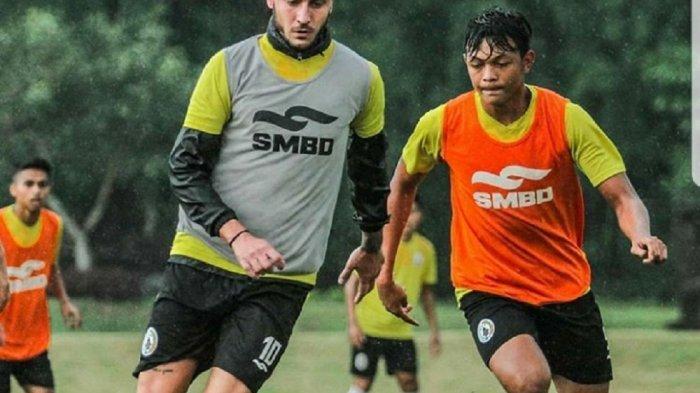 Ramai Isu Naturalisasi Pemain Brasil untuk Timnas U-19, PSS Sleman