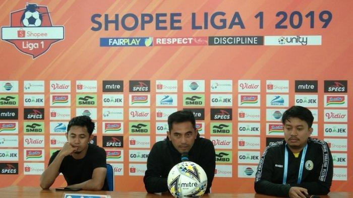 PSS Sleman Vs Madura United, Seto : Harus Kuasai Ball Possesion untuk Raih Poin Penuh di Kandang