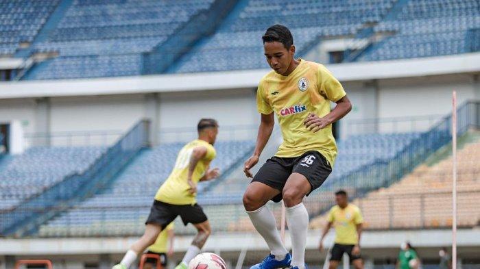 PSS Sleman Vs Persebaya Surabaya, Misbakus Solikin Antusias Jumpa Mantan Tim